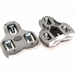 7848a9ed7 Taco Look Keo Cinza 4.5° Float Pedal Speed   Triathlon 1 Par